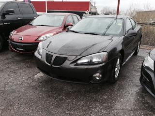 Used 2008 Pontiac Grand Prix FRESH TRADE | AS IS for sale in London, ON