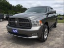 Used 2012 Dodge Ram 1500 Sport - Sunroof - Power Pedals for sale in Norwood, ON