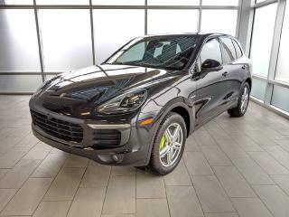 Used 2015 Porsche Cayenne S E-HYBRID | CPO | Ext. Warranty for sale in Edmonton, AB