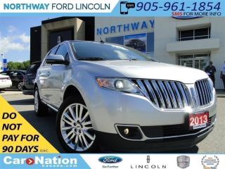 Used 2013 Lincoln MKX | NAV | REAR CAM | PANO ROOF | LEATHER | for sale in Brantford, ON