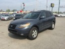 Used 2009 Hyundai SANTA FE GL * LEATHER * SUNROOF * POWER GROUP for sale in London, ON