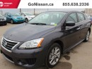 Used 2015 Nissan Sentra Navigation, Automatic, Super low KM's! for sale in Edmonton, AB