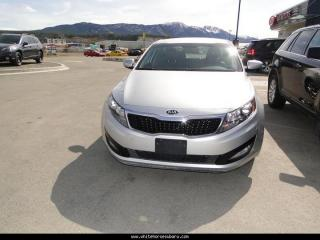 Used 2013 Kia Optima EX Luxury + Navi 6AT for sale in Whitehorse, YT