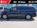 Used 2015 Honda Odyssey EX-L for sale in Red Deer, AB