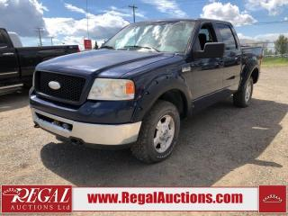 Used 2006 Ford F-150 4D SUPERCREW 4WD for sale in Calgary, AB