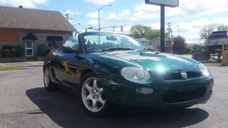 Used 1996 MG MGB for sale in Cornwall, ON