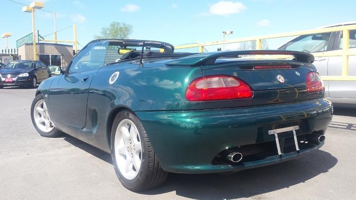1996 MG MGB