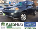 Used 2005 Acura MDX 7 PASSENGER-AWD-LEATHER-SUNROOF for sale in Hamilton, ON