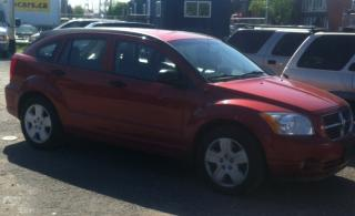 Used 2007 Dodge Caliber 5SPEED WITH AC for sale in Etobicoke, ON