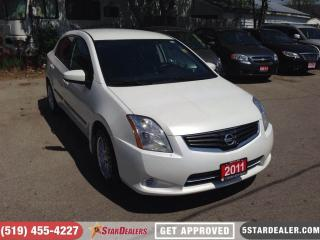 Used 2011 Nissan Sentra 2.0 S | GREAT FIND | APPLY HERE for sale in London, ON