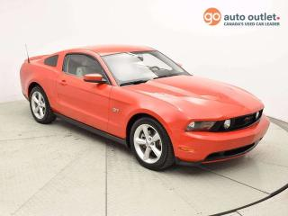 Used 2010 Ford Mustang GT for sale in Edmonton, AB