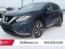 Used 2015 Nissan Murano Platinum for sale in Edmonton, AB