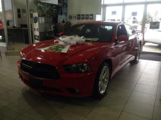 Used 2014 Dodge Charger R/T ***LEATHER INT.***VOICE ACTIVATED NAVIGATION** for sale in Ajax, ON