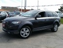 Used 2011 Audi Q7 3.0L TDI Premium/ DIESEL/NAV/SUNROOF/LEATHER for sale in Brampton, ON