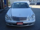Used 2003 Mercedes-Benz E320 3.2L for sale in Scarborough, ON