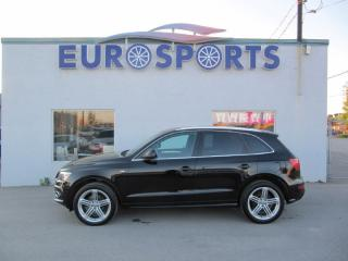Used 2010 Audi Q5 SPORT LINE for sale in Newmarket, ON