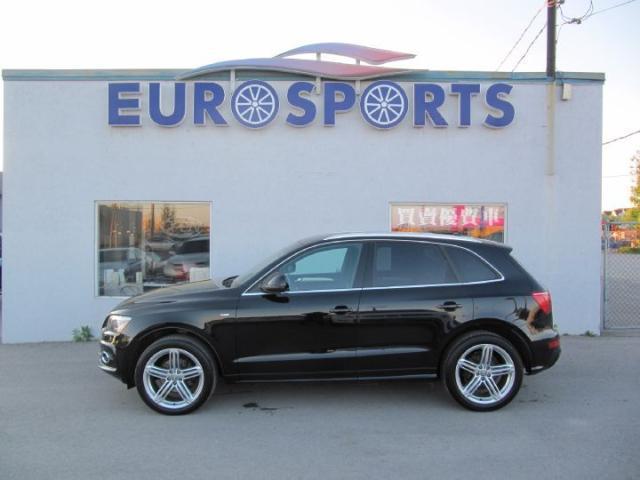 2010 Audi Q5 SPORT LINE