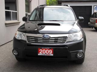 Used 2009 Subaru Forester XT Limited for sale in Scarborough, ON
