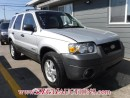 Used 2005 Ford ESCAPE HYBRID 4D UTILITY 4WD for sale in Calgary, AB