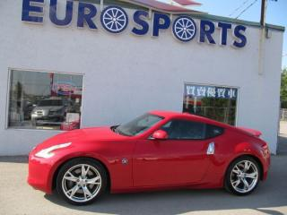 Used 2011 Nissan 370Z Touring Sport for sale in Newmarket, ON