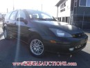 Used 2003 Ford FOCUS  4D WAGON for sale in Calgary, AB