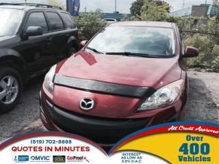 Used 2011 Mazda MAZDA3 i Sport 5-Door for sale in London, ON