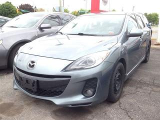Used 2012 Mazda MAZDA3 GT 2.5L for sale in Ajax, ON