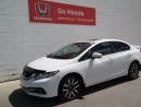 Used 2015 Honda Civic Touring for sale in Edmonton, AB