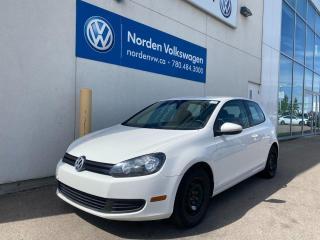 Used 2013 Volkswagen Golf 3DR 5 SPD M/T for sale in Edmonton, AB
