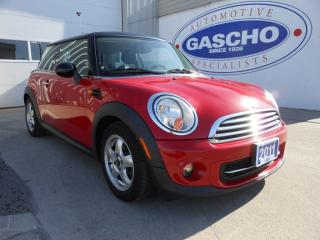 Used 2011 MINI Cooper |Bluetooth|Automatic for sale in Kitchener, ON