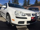 Used 2008 Volkswagen Rabbit Trendline Low KM 150K Alloys Sunroof Pwr Opts MINT for sale in Scarborough, ON