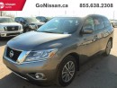 Used 2015 Nissan Pathfinder 7 passenger, 4x4, low km's! for sale in Edmonton, AB