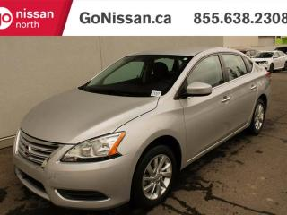 Used 2015 Nissan Sentra 1.8 SV 4dr Sedan for sale in Edmonton, AB