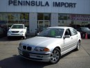 Used 2001 BMW 325i for sale in Oakville, ON