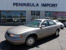 Used 2001 Buick Century comfort for sale in Oakville, ON