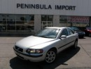 Used 2004 Volvo S60 for sale in Oakville, ON
