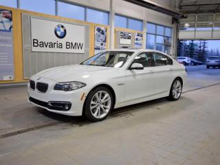 Used 2015 BMW 535 i for sale in Edmonton, AB