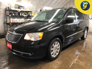 Used 2014 Chrysler Town & Country Power liftgate * Power second row windows Power third row quarter vented windows * Uconnect 430 CD/DVD/MP3/HDD * ParkView Rear Back-up Camera * Right/ for sale in Cambridge, ON
