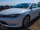 Used 2015 Chrysler 200 C AWD - GPS Navigation - Rear Back Up Camera - Heated Steering Wheel - Heated & Ventilated Front Seats for sale in Edmonton, AB