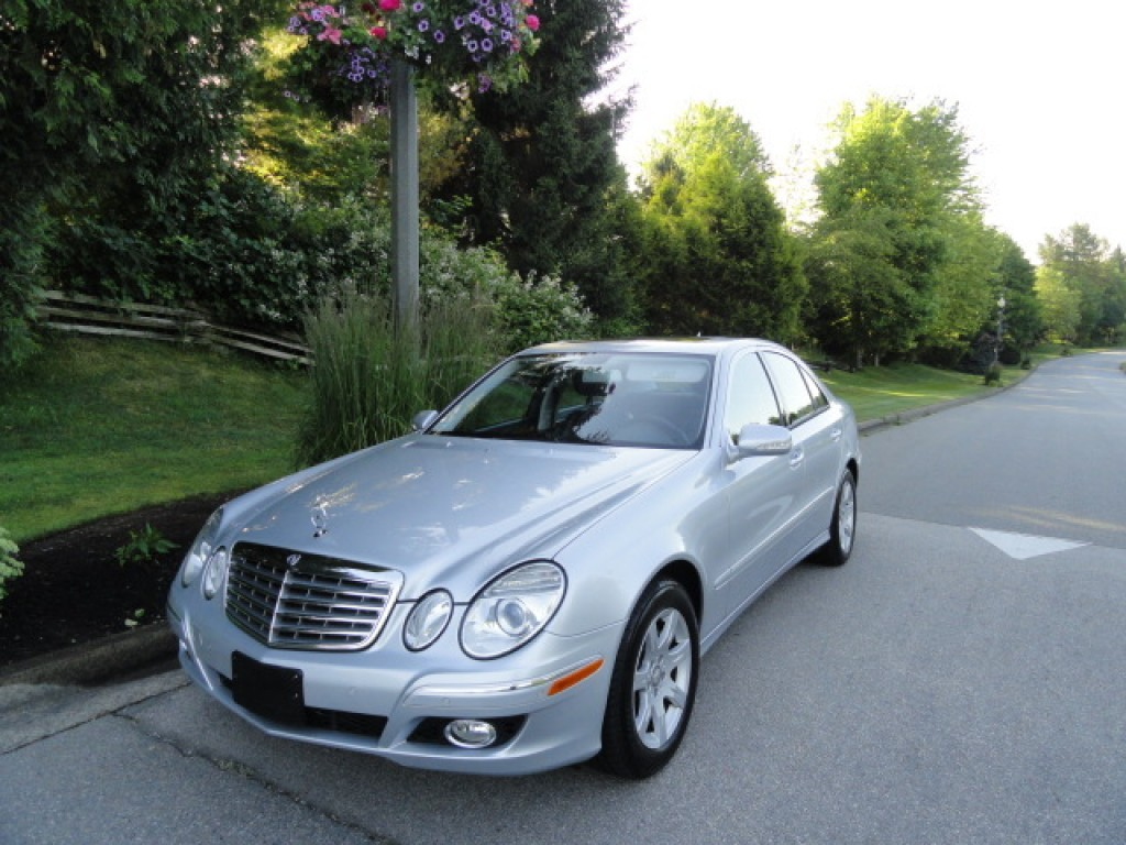 Used 2008 mercedes benz e320 turbo diesel bluetec for sale for Mercedes benz bluetec for sale
