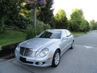 Used 2008 Mercedes-Benz E320 TURBO DIESEL BLUETEC for sale in Surrey, BC