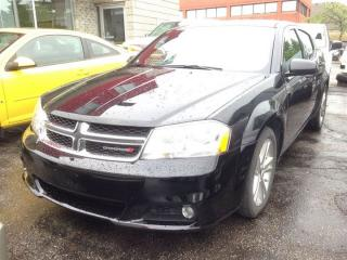 Used 2014 Dodge Avenger SXT ***POWER SUNROOF*** for sale in Ajax, ON