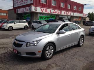 Used 2013 Chevrolet Cruze LT Turbo ***REMOTE START*** for sale in Ajax, ON