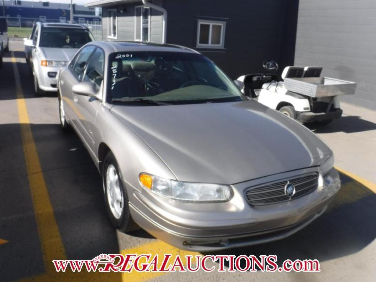 Photo of Beige 2001 Buick REGAL LS 4D SEDAN