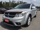 Used 2012 Dodge Journey SXT - Heated Seats - Remote Start for sale in Norwood, ON