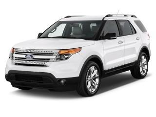 Used 2015 Ford Explorer XLT 4X4 3.5L Leather Moonroof for sale in Vegreville, AB