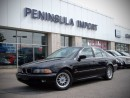 Used 2000 BMW 528i/A Leather for sale in Oakville, ON