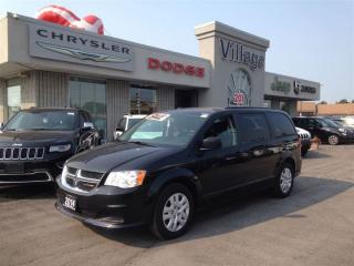 Used 2014 Dodge Grand Caravan SE/SXT ***POWER DOORS***UCONNECT*** for sale in Ajax, ON