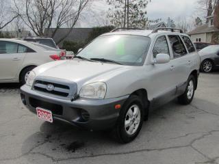 Used 2005 Hyundai Santa Fe GLS 2.7L for sale in Brockville, ON