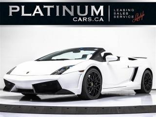 Used 2009 Lamborghini Gallardo Spyder, V10, 1000HP, HEFFNER TWIN-TURBO, NAV, CAM for sale in Toronto, ON
